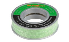 Ruban silicone - long 5 m - larg 14 mm
